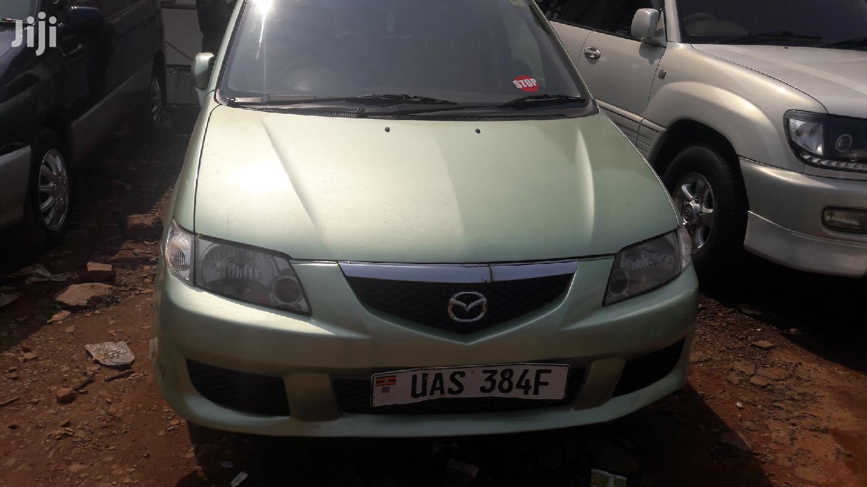 Mazda Premacy 2001 Green   Cars for sale in Kampala, Central Region, Uganda