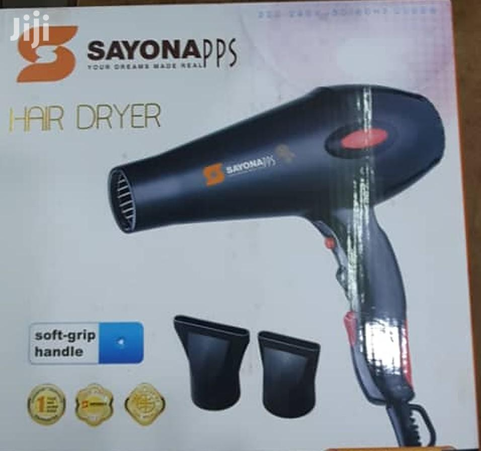 Sayona Hair Dryer