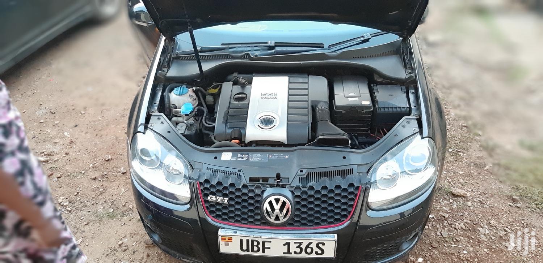 Volkswagen Golf GTI 2006 Black | Cars for sale in Kampala, Central Region, Uganda