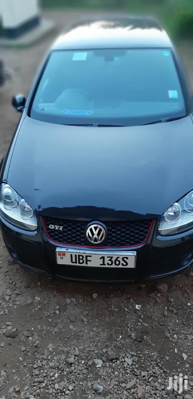Volkswagen Golf GTI 2006 Black