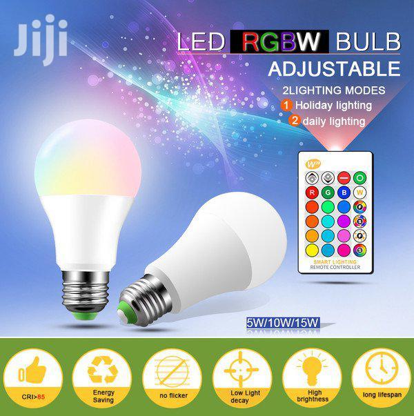 RGB Multicolour LED Bulbs | Home Accessories for sale in Kampala, Central Region, Uganda