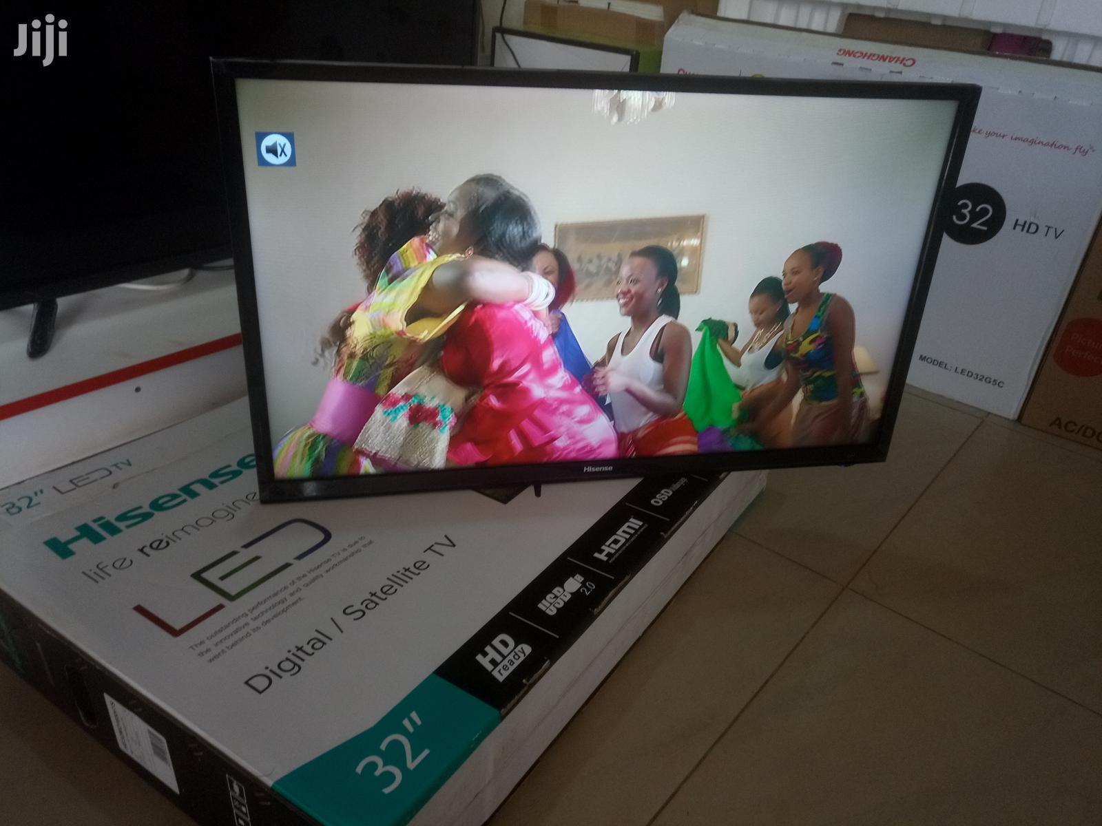 Hisense Digital Satellite TV 32 Inches
