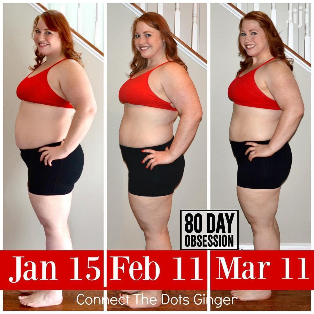 80 Day Obsession Workout (Watch Your Body Change In 80 Days) | CDs & DVDs for sale in Kampala, Central Region, Uganda