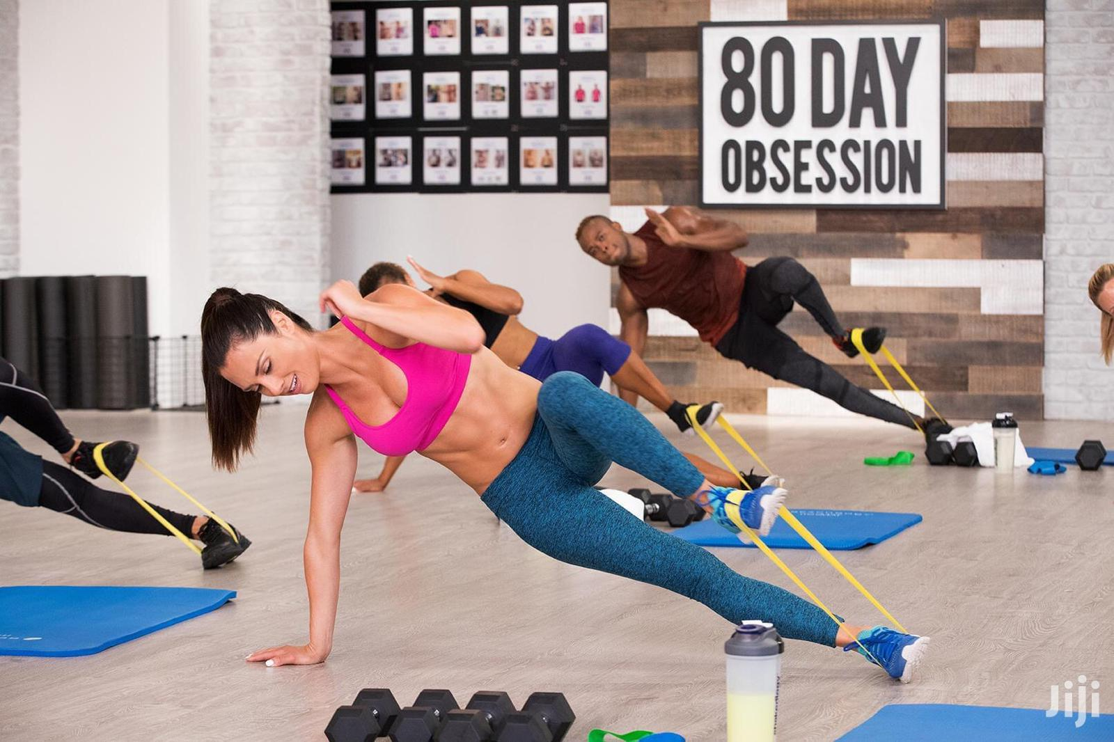 80 Day Obsession Workout (Watch Your Body Change In 80 Days)