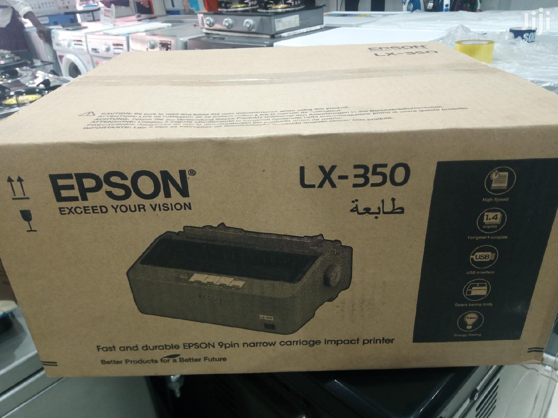 Epson Dot Matrix LX 350 | Printers & Scanners for sale in Kampala, Central Region, Uganda