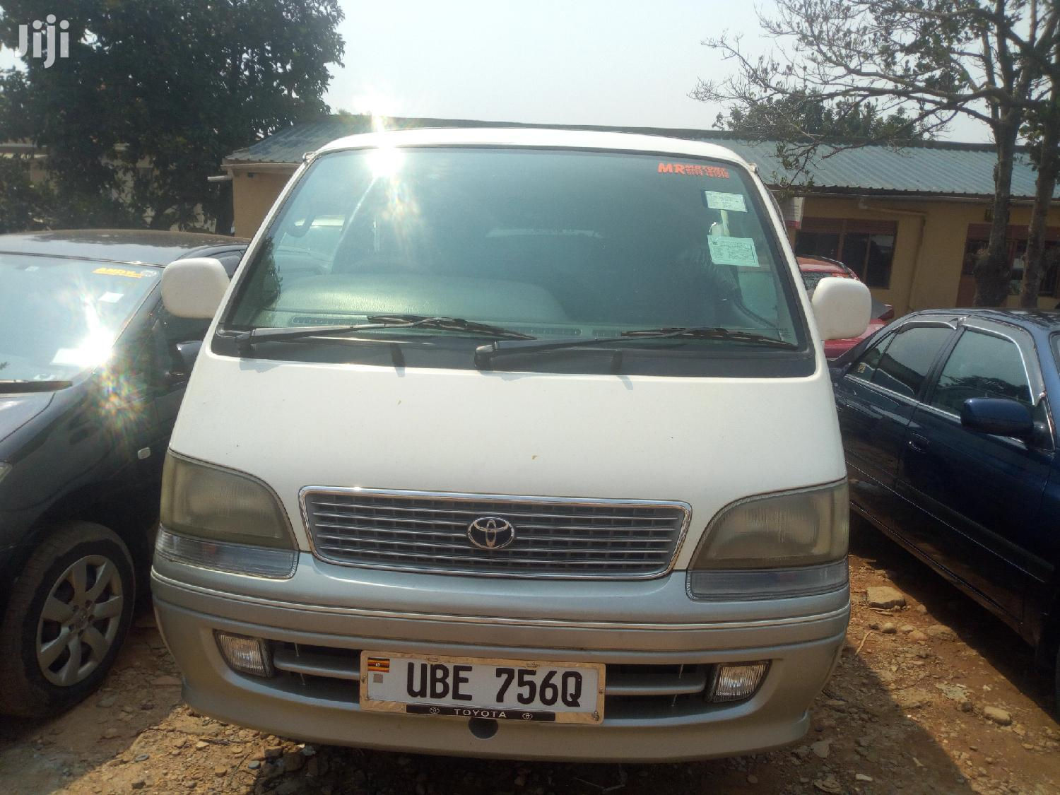 Toyota HiAce 2000 For Sale | Buses & Microbuses for sale in Kampala, Central Region, Uganda