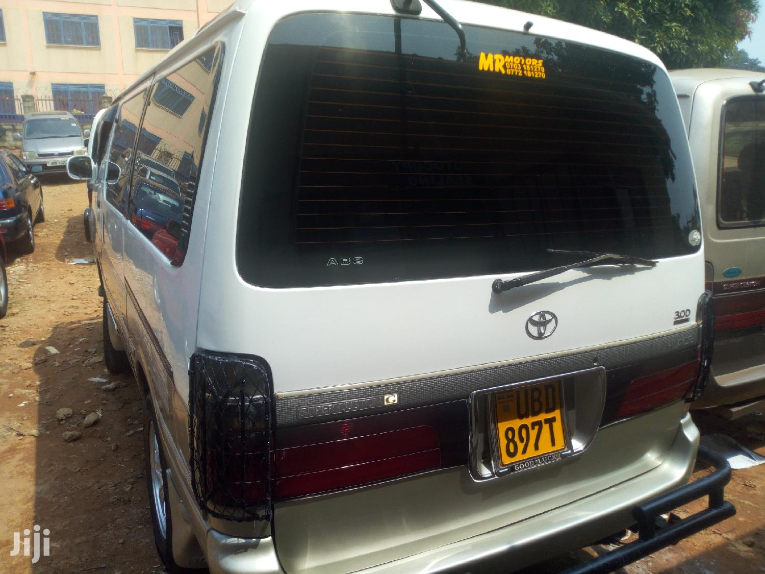 Toyota HiAce 2001 For Sale | Buses & Microbuses for sale in Kampala, Central Region, Uganda