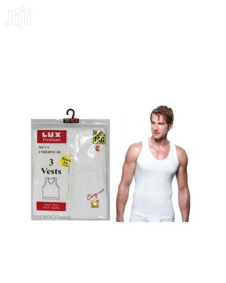 Cotton Men Vests
