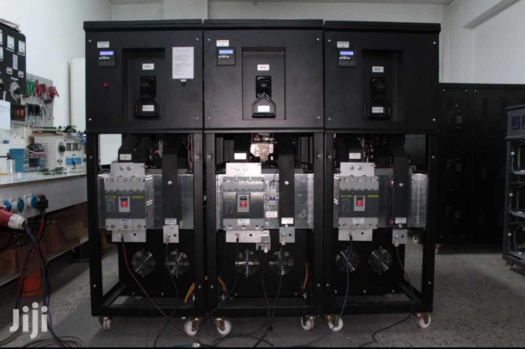 400KVA Servo Voltage Regulator Europe Standard.