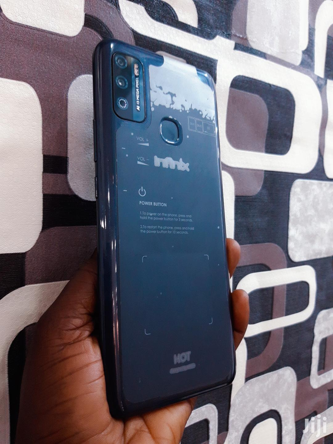 Infinix Hot 9 Play 32 GB Blue | Mobile Phones for sale in Kampala, Central Region, Uganda