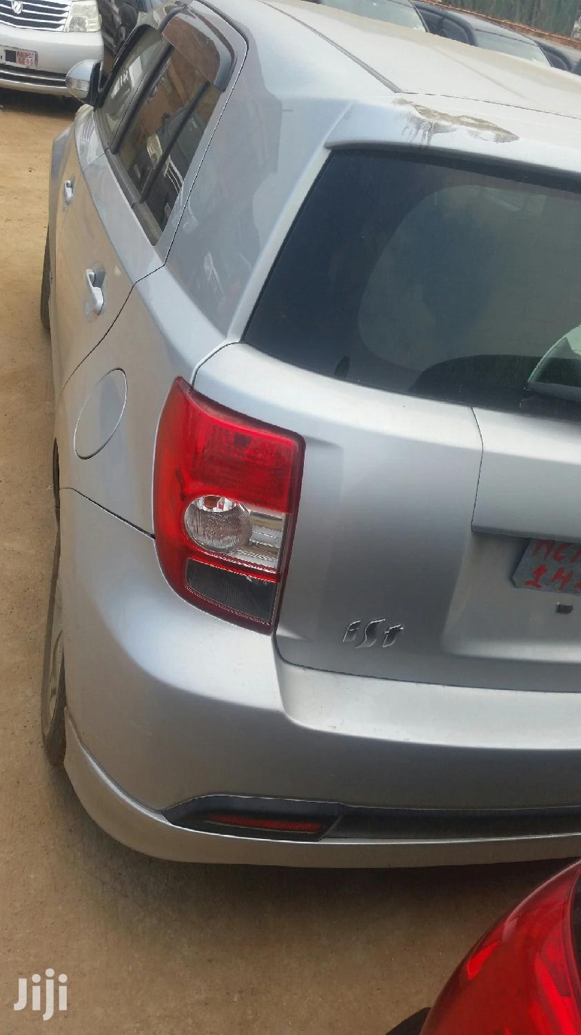 Archive: Toyota IST 2008 Silver