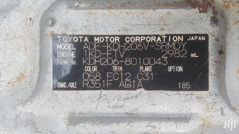 Archive: Toyota 2008 White