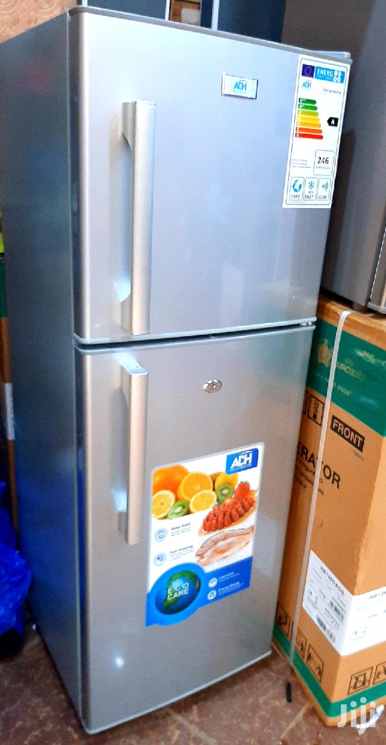 138L ADH Double Door Fridge | Kitchen Appliances for sale in Kampala, Central Region, Uganda