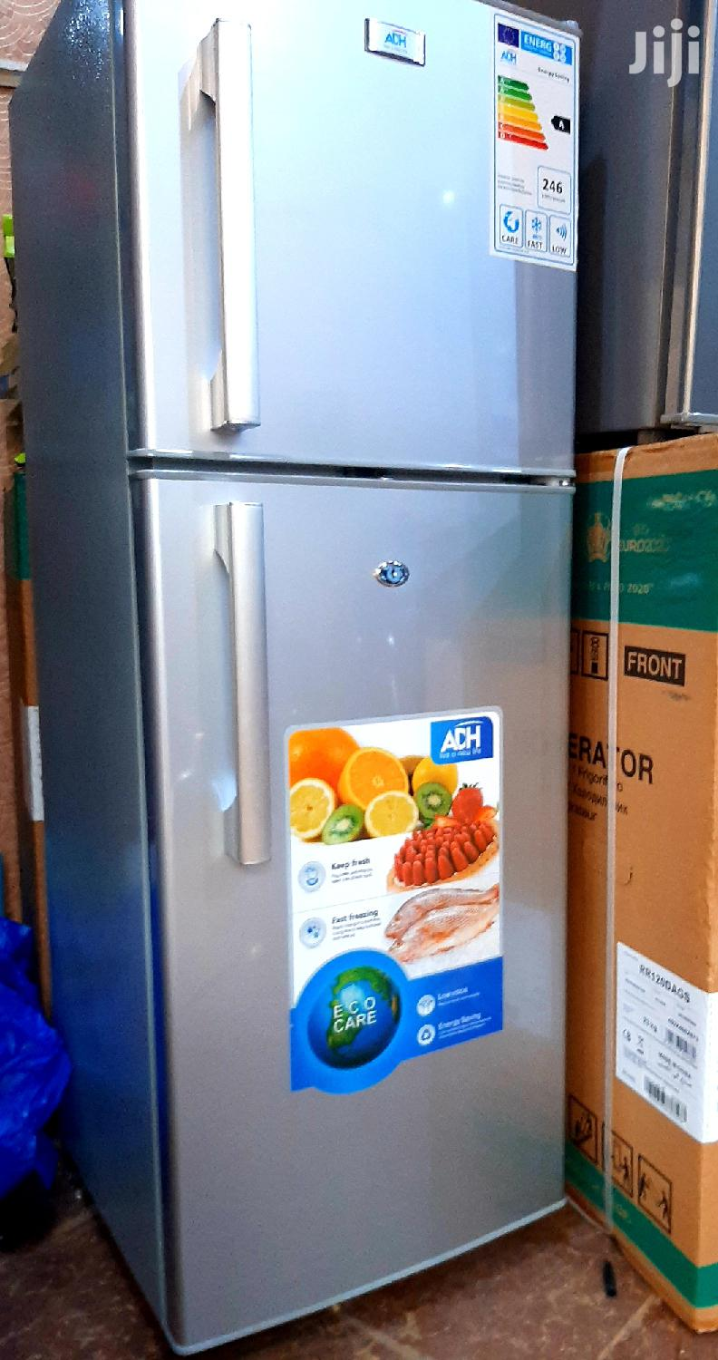 138L ADH Double Door Fridge