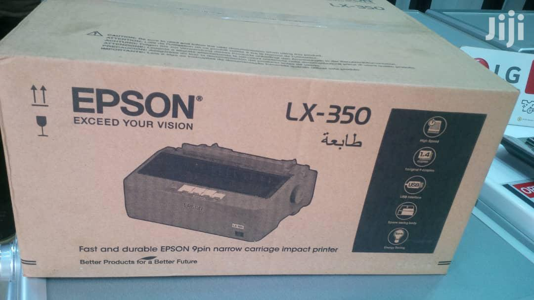 Epson LX 350   Printers & Scanners for sale in Kampala, Central Region, Uganda