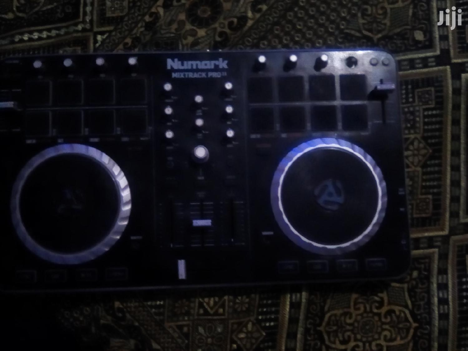 Archive: Used Professional Dj Mixer Up For Grabs At Good Price.