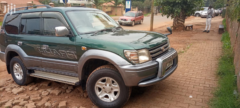 Toyota Land Cruiser Prado 1997 Green | Cars for sale in Kampala, Central Region, Uganda