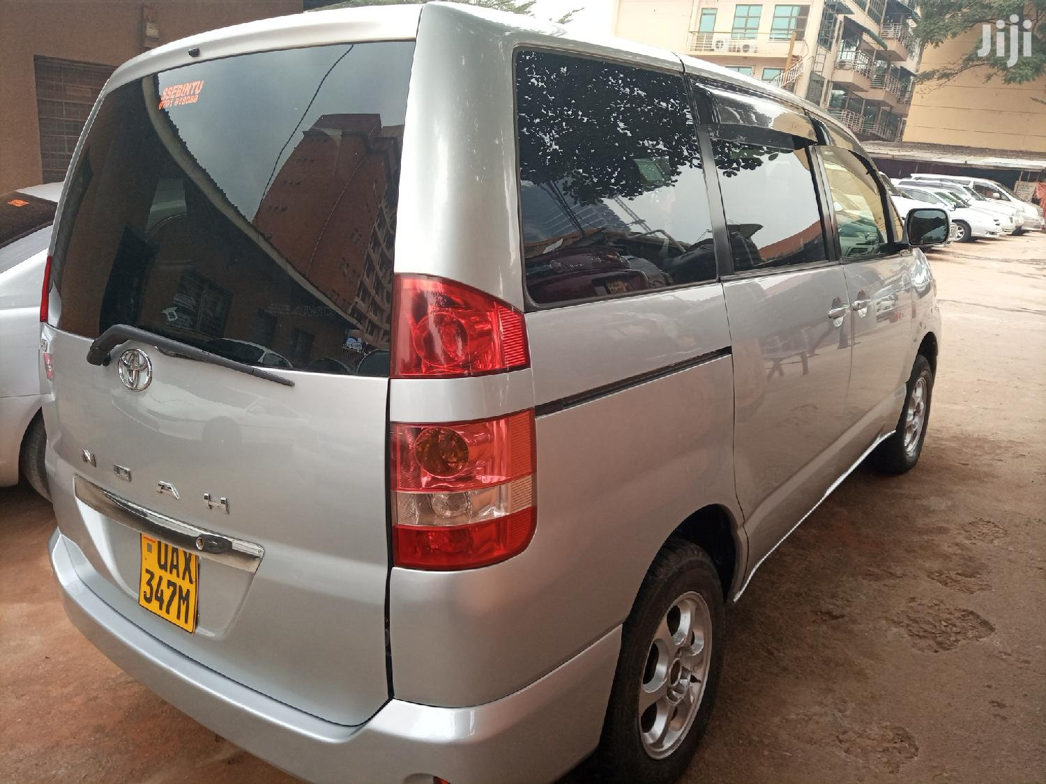 Toyota Noah 2003 Silver | Cars for sale in Kampala, Central Region, Uganda