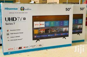 Hisense 50 Inch UHD 4K Smart TV | TV & DVD Equipment for sale in Central Region, Kampala