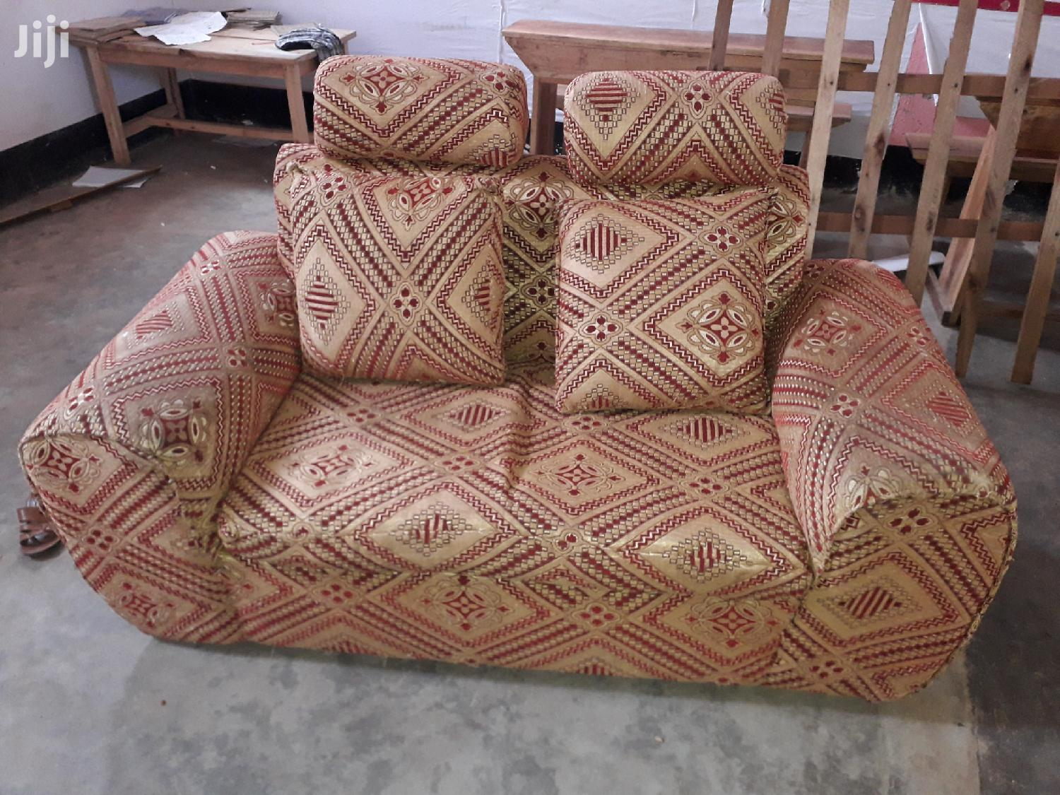 Quality Two Seater Sofaset. | Furniture for sale in Kampala, Central Region, Uganda