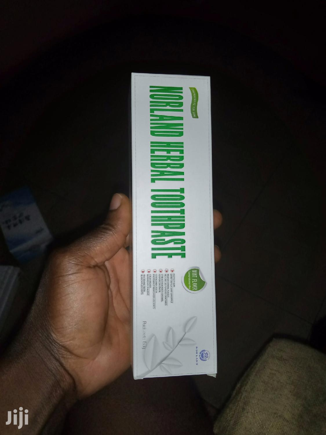 Norland Herbal Toothpaste   Bath & Body for sale in Kampala, Central Region, Uganda