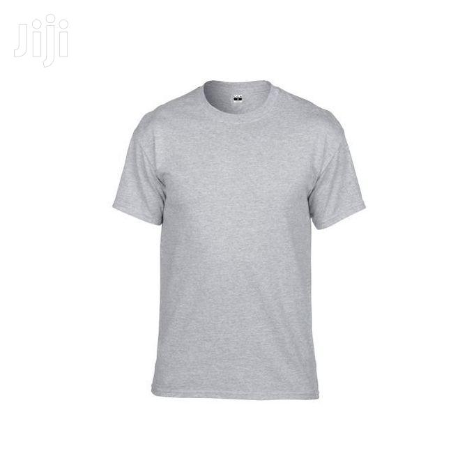 Archive: 5 in 1 Pack of Men's Short Sleeved Cotton T Shirts