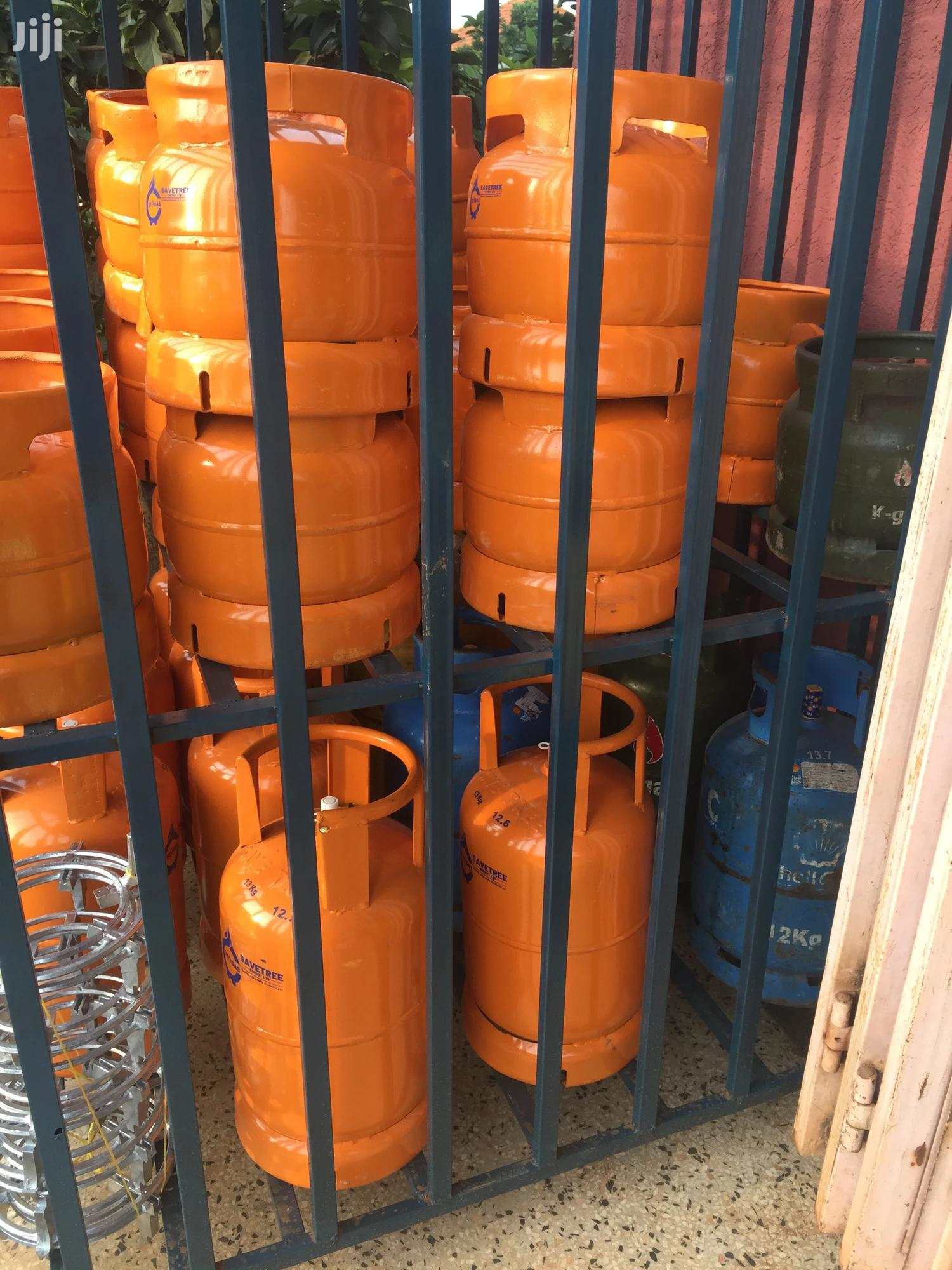 Buying Of New Gas Cylinders And Refilling Old Ones