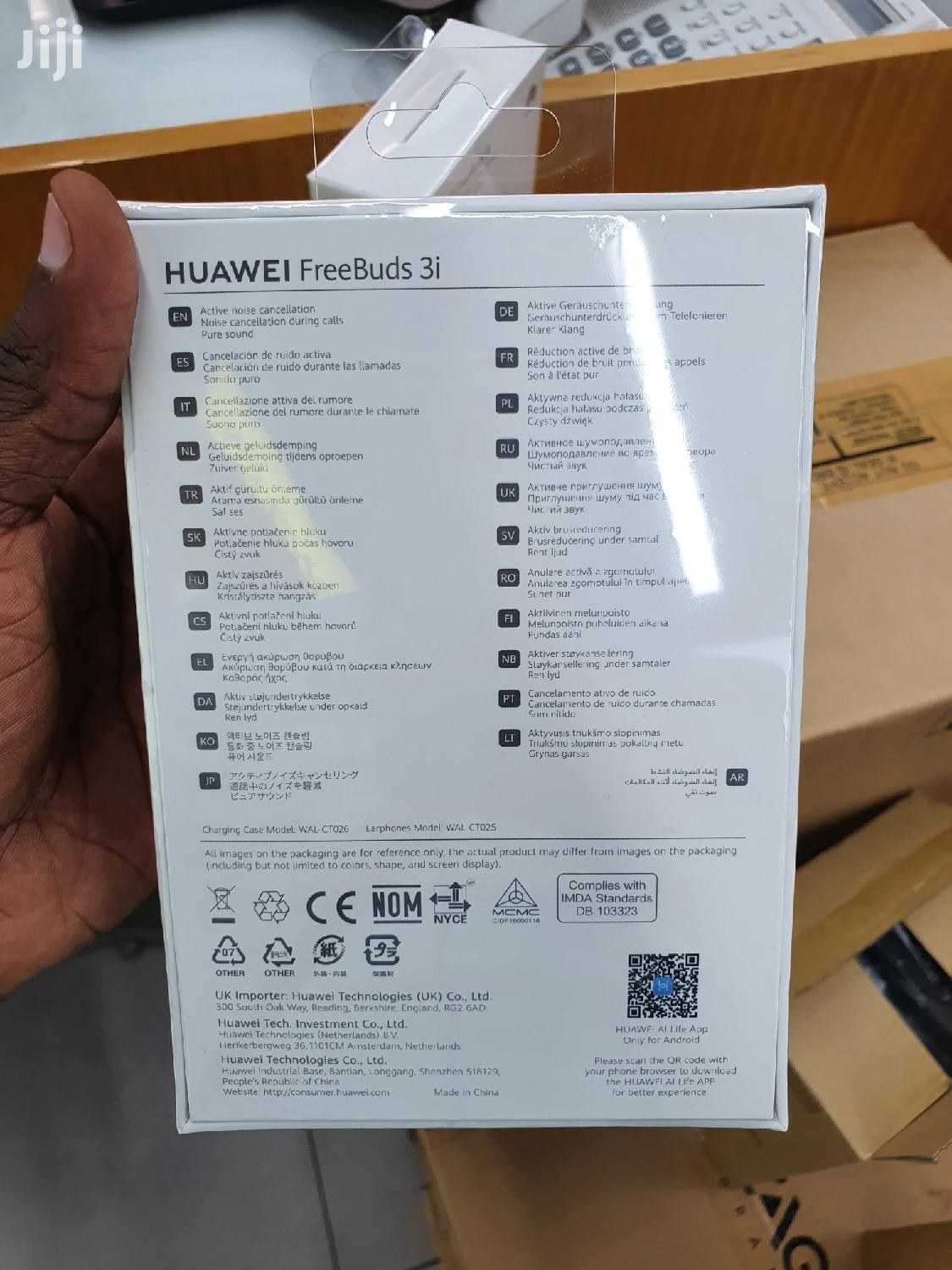 Huawei Freebuds 3I | Headphones for sale in Kampala, Central Region, Uganda