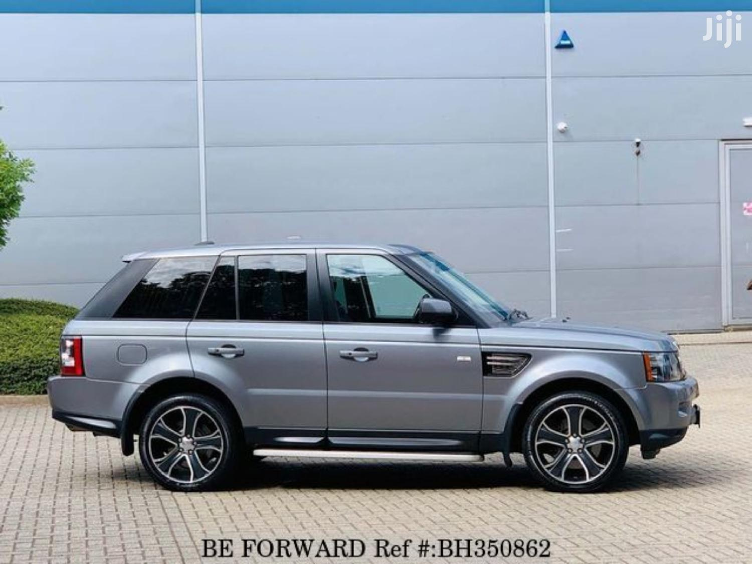 Archive: Land Rover Range Rover Sport 2013 Limited Edition Gray