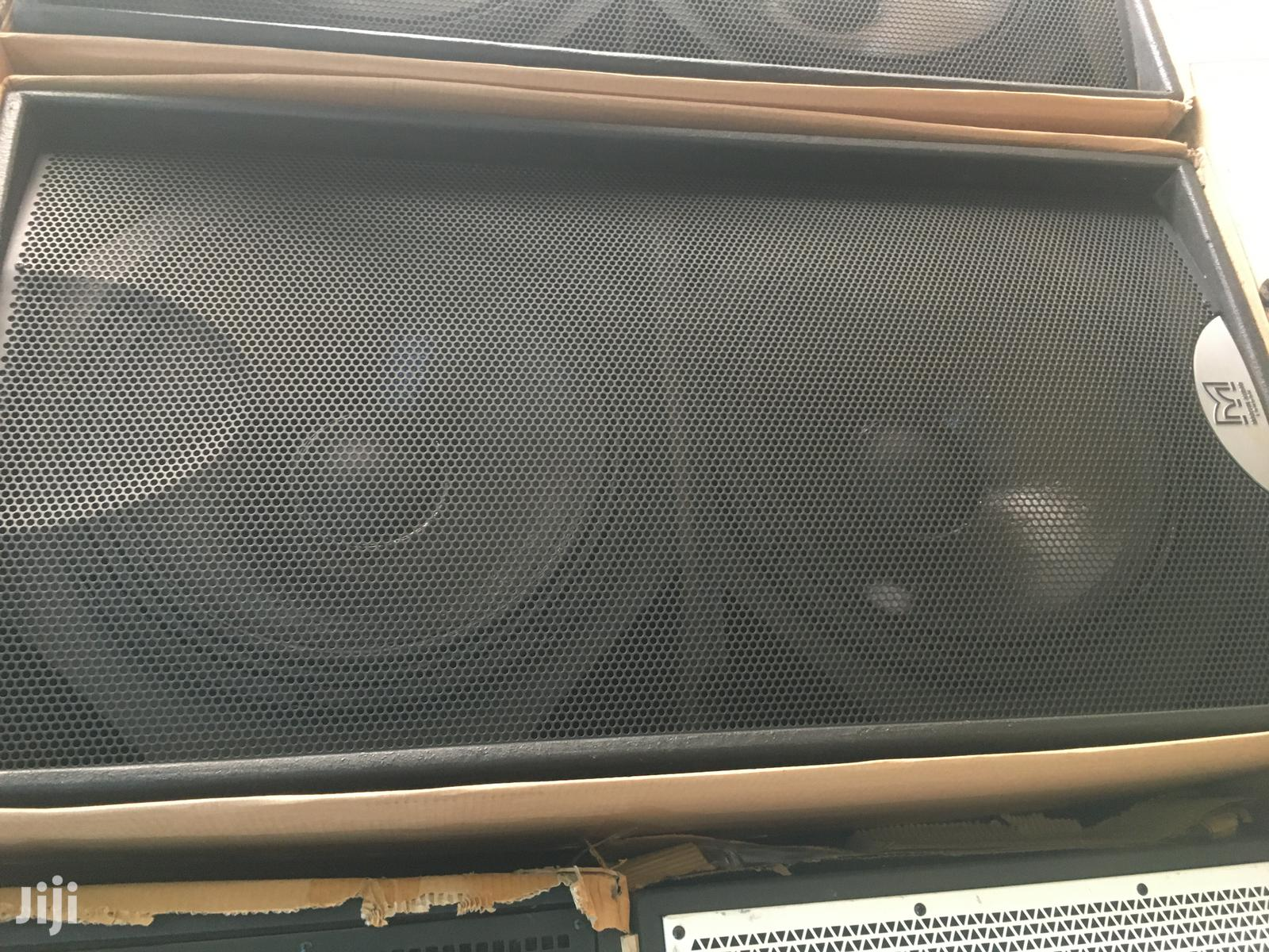 Martin Audio Bass Speakers