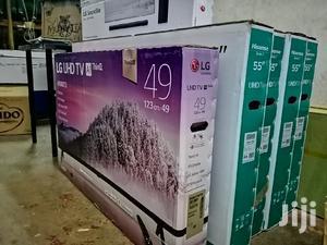 New LG 4K Smart 49 Inch UHDTV