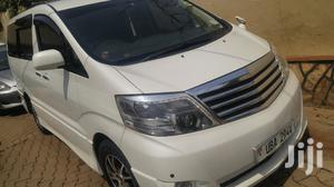 Toyota Alphard 2006 White | Buses & Microbuses for sale in Central Region, Kampala