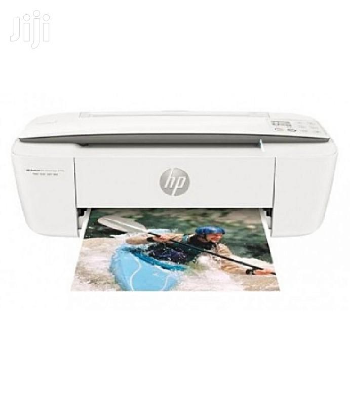 Archive: HP Deskjet 3775 Wireless All In One Color Inkjet Printer