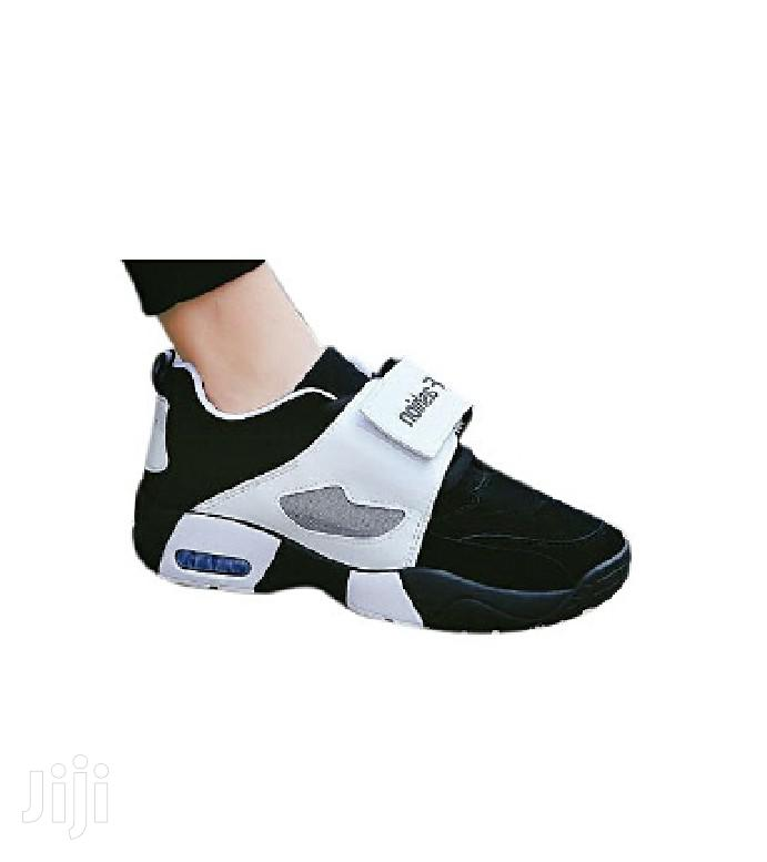 Men's Casual Sneakers Black/White | Shoes for sale in Kampala, Central Region, Uganda