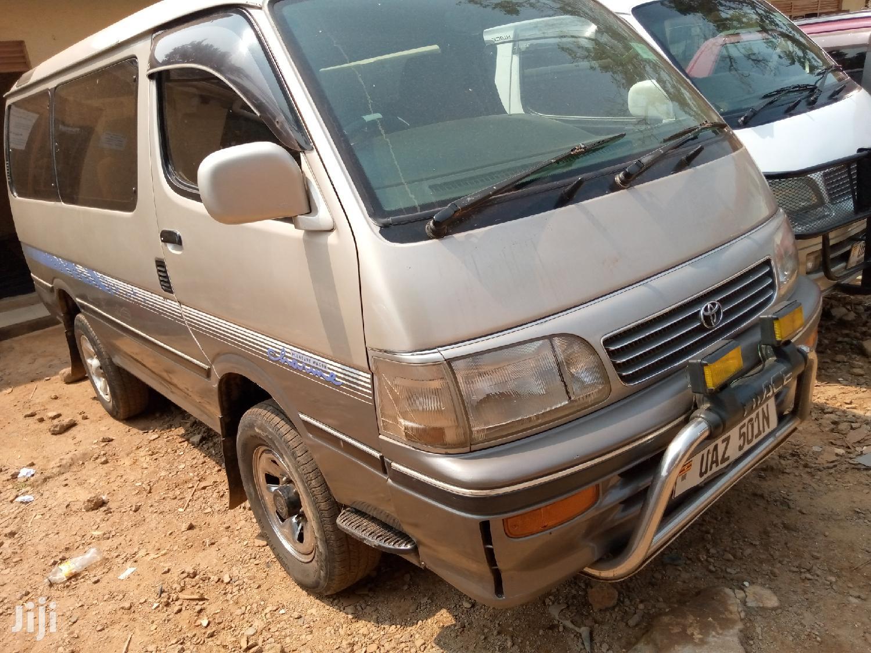 Toyota Super Custom 4X4 Van