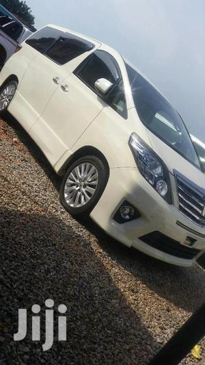 Toyota Alphard 2013 White | Cars for sale in Central Region, Kampala