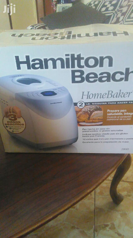 New Home Baker by Hamilton Beach   Kitchen Appliances for sale in Hoima, Western Region, Uganda