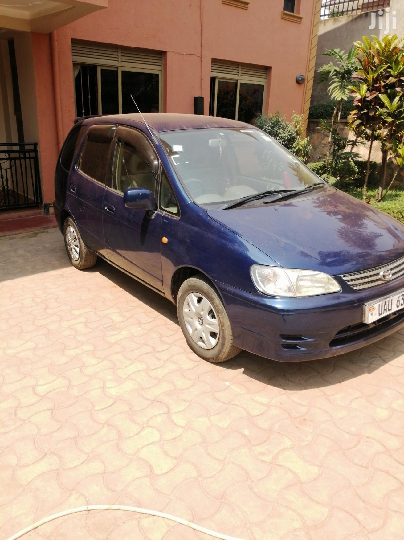 Archive: Toyota Spacio 2000 Blue