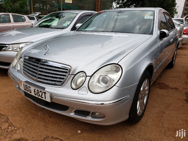 Archive: Mercedes-Benz E320 2006 Silver