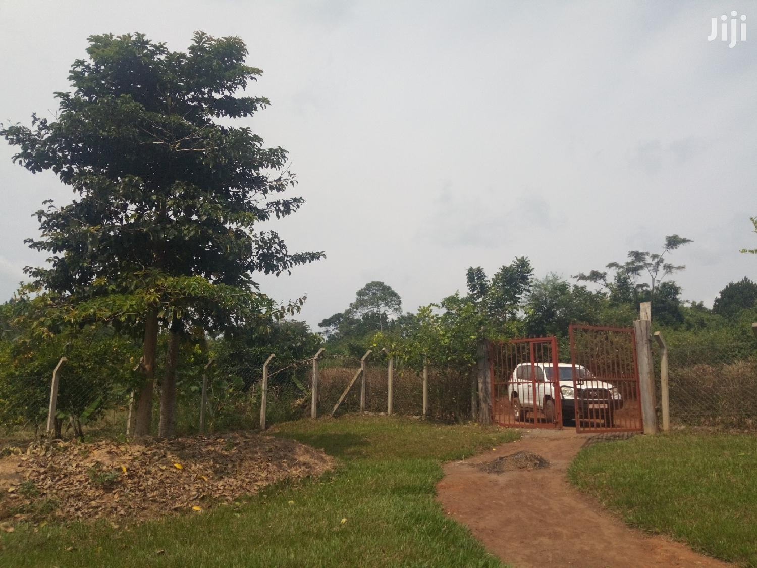 Titled Land With House in Nagalama-Nakifuma Town Council | Land & Plots For Sale for sale in Mukono, Central Region, Uganda