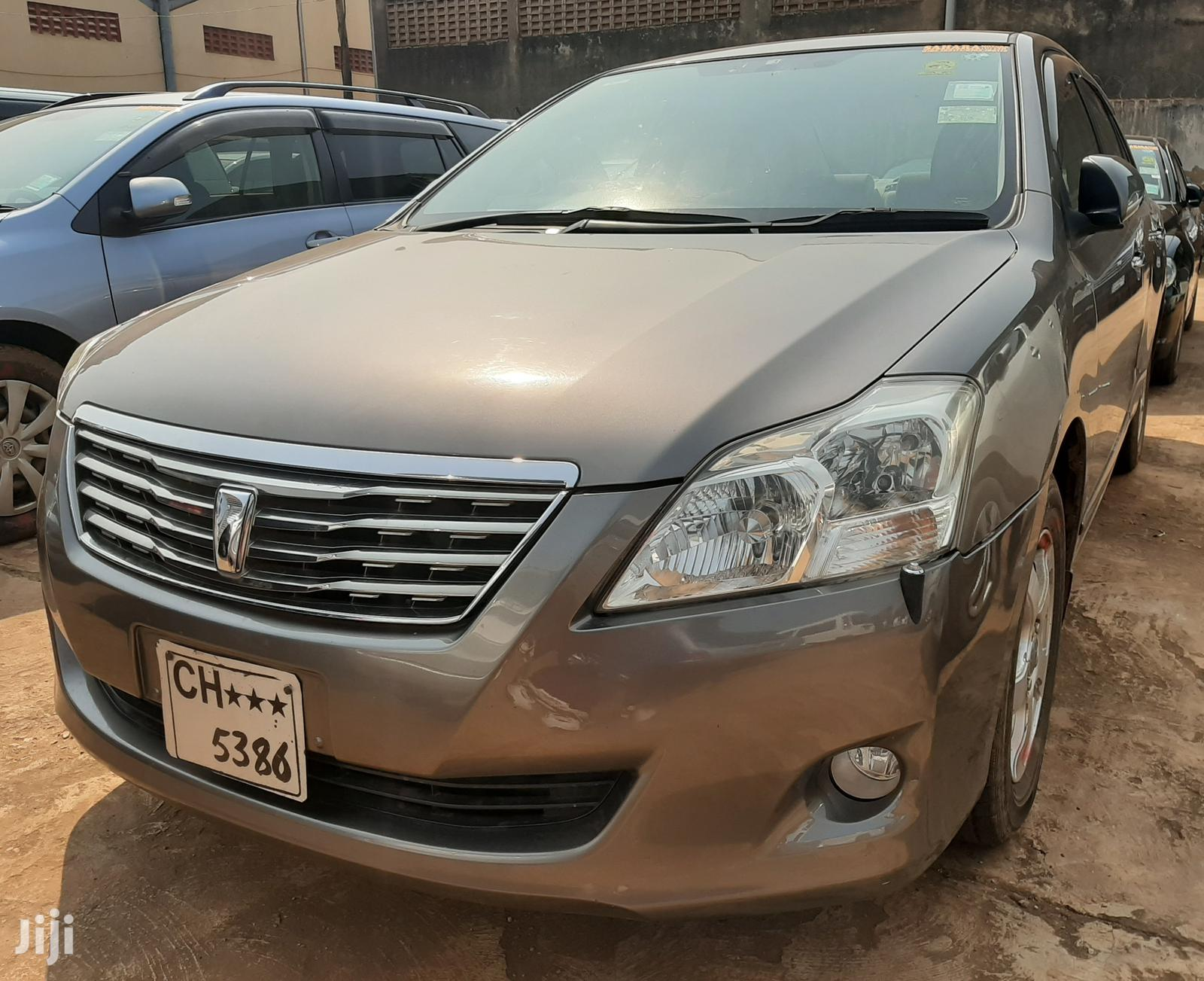 Archive: Toyota Premio 2008 Brown