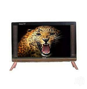 Ailipu9817 LED TV - 24' With Double Glass - Golden,Black