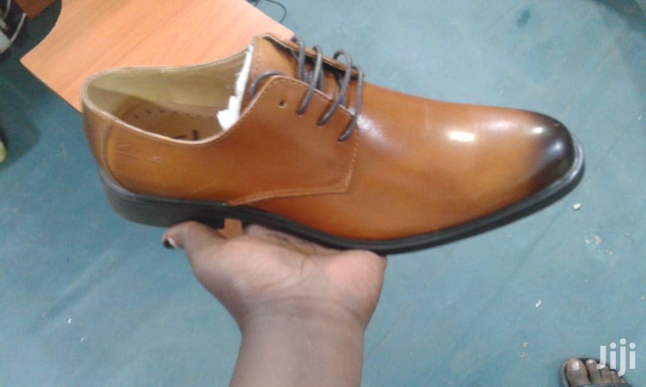 Men Classic Leather Shoes