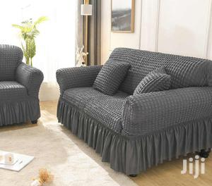 Turkish Elastic Elegant Sofa Covers (3-2-1-1) 7 Seater)   Home Accessories for sale in Central Region, Kampala