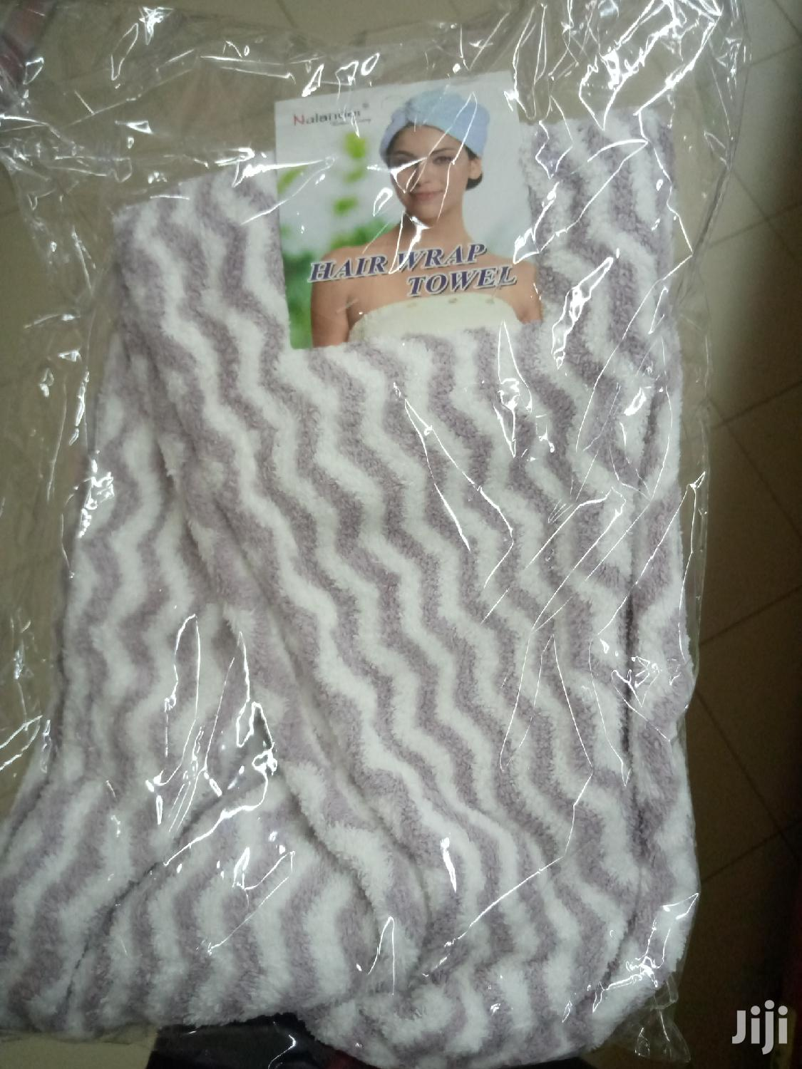Shower Wrap Towels | Home Accessories for sale in Kampala, Central Region, Uganda