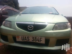 Mazda Premacy 2001 Green