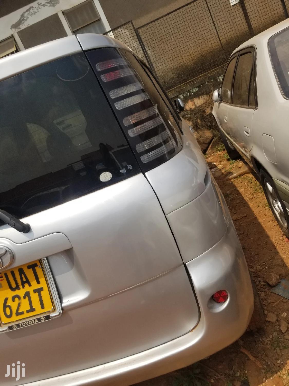 Toyota Sienta 2005 Silver   Cars for sale in Kampala, Central Region, Uganda