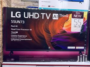 LG UHD 4K Smart 2020 TV 55 Inches