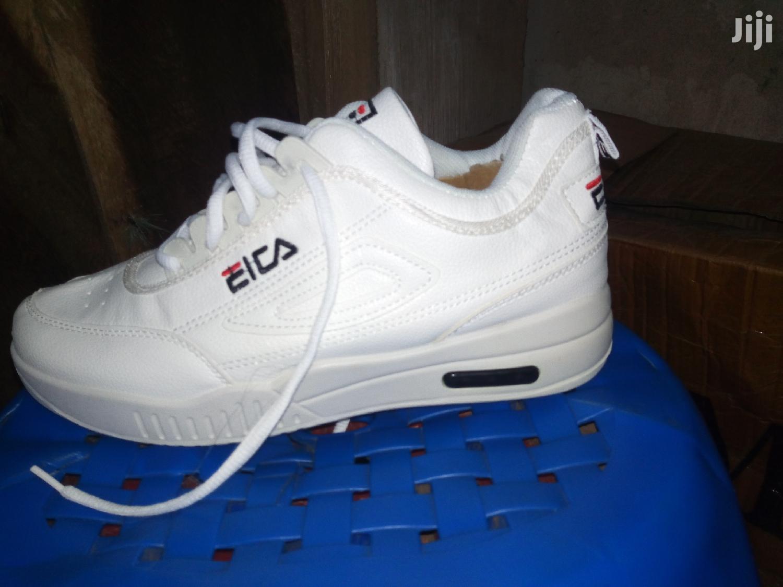 Archive: Fila Canvas Shoes
