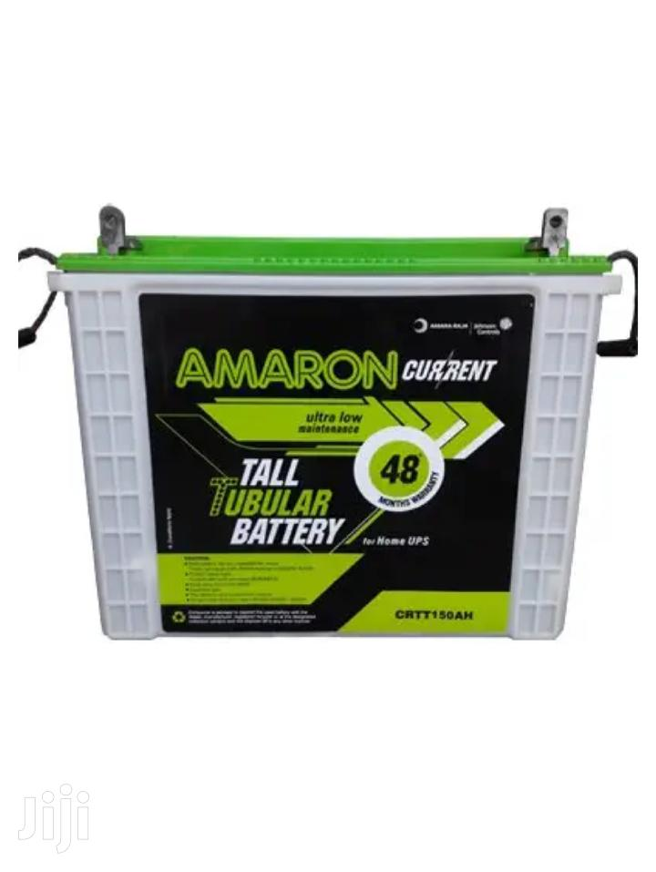 Amaron Deep Cycle Solar Batteries | Solar Energy for sale in Kampala, Central Region, Uganda